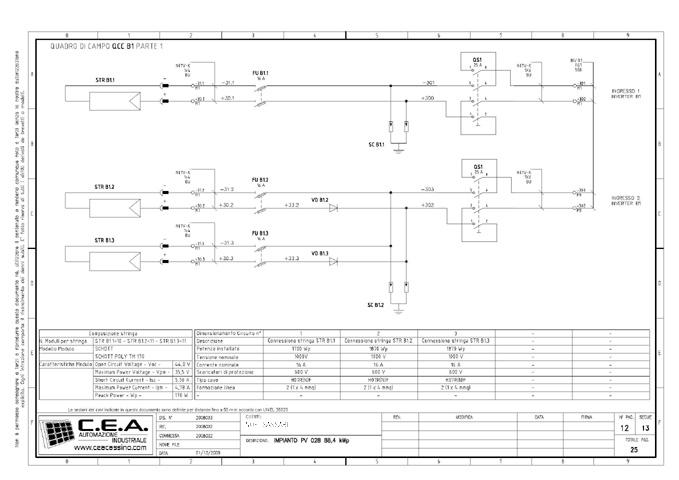 Schemi Elettrici Quadro : C e a progettazione schemi elettrici per quadri di